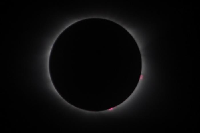 Sonnenfinsternis 2017